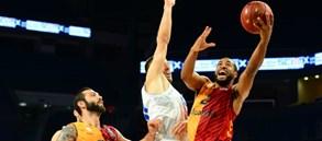 Galatasaray Odeabank 82–61 Buducnost VOLI Podgorica