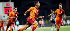 U19 Takımımız Elit Gelişim Süper Lig Play-Off'larında Yarı Finalde
