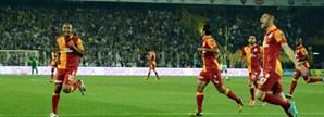 Galatasaray 1 - 0 Fenerbahçe