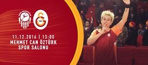Maça Doğru | Samsun Canik Belediye – Galatasaray