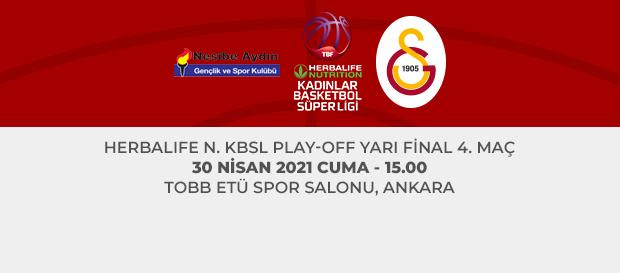 Maça Doğru | Nesibe Aydın - Galatasaray