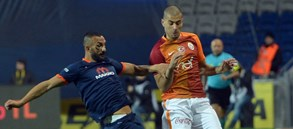 Başakşehir 4-0 Galatasaray
