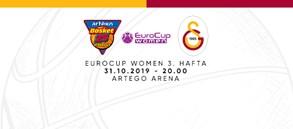 Maça doğru   Artego Bydgoszcz - Galatasaray
