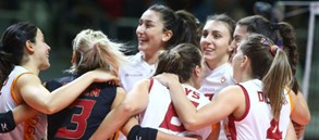 Maça doğru | CSM Targoviste - Galatasaray HDI Sigorta