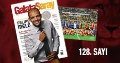 Galatasaray Dergisi 128. Sayısı Bayilerde