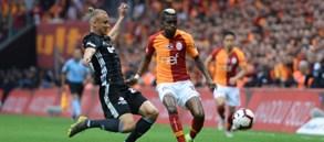 Galatasaray 2 - 0 Beşiktaş