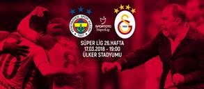 Maça doğru | Fenerbahçe-Galatasaray