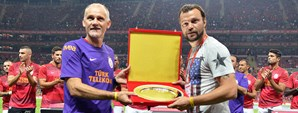 Tomas Ujfalusi Türk Telekom Arena'daydı