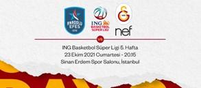 Maça Doğru | Anadolu Efes - Galatasaray Nef