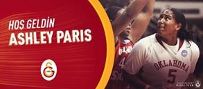 Ashley Paris Galatasaray'da