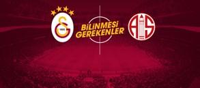 OPTA Facts | Galatasaray - Antalyaspor