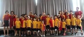Sutopu-Yüzme Yaz Spor Okulları'nda 2. dönem eğitimleri devam ediyor