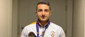 Bilal Çiloğlu'ndan bronz madalya