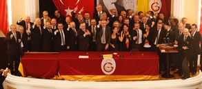 Galatasaray Spor Kulübü 89. Yönetim Kurulu