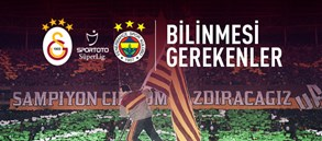OPTA Facts   Galatasaray - Fenerbahçe