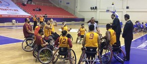 Galatasaray 91–51 Antalya ASAT