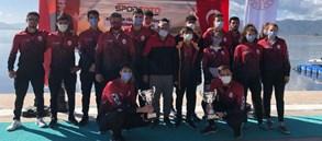 Büyükler Türkiye Kürek Şampiyonası tamamlandı