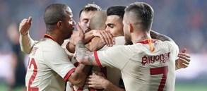 Gaziantep FK 0 - 2 Galatasaray