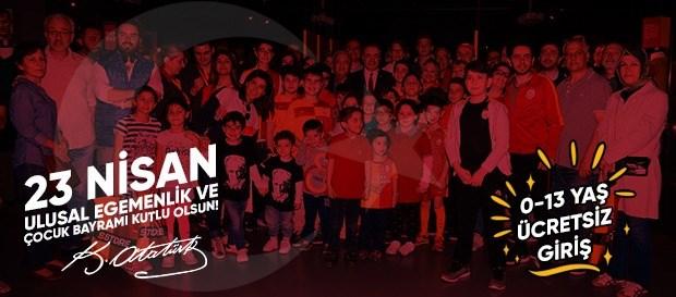 Galatasaray Stadyum Müzesi 23 Nisan'da kapılarını çocuklara açıyor