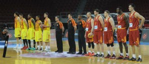 Galatasaray Liv Hospital 65 - 88 FC Barcelona