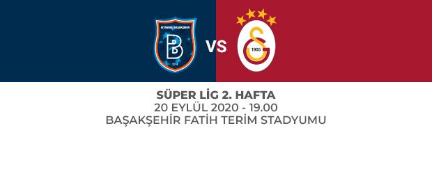 Maça Doğru   Medipol Başakşehir - Galatasaray