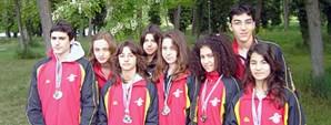 Yüzücülerimiz Fransa'dan 25 Madalya İle Döndü