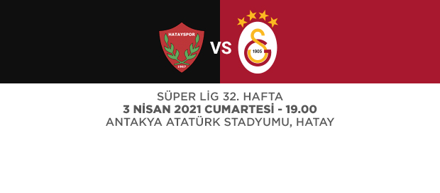Maça Doğru | Atakaş Hatayspor - Galatasaray
