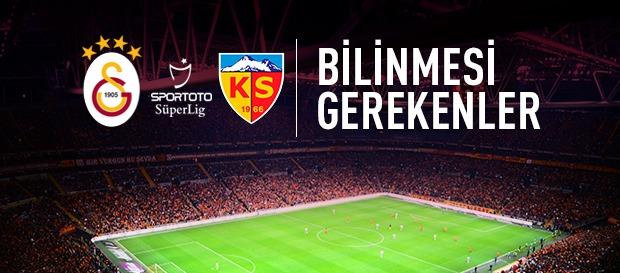 OPTA Facts   Galatasaray – İstikbal Mobilya Kayserispor