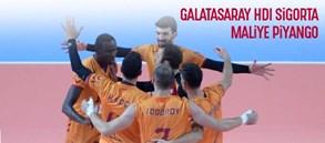Maça doğru | Galatasaray HDI Sigorta - Maliye Piyango