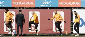 SL Benfica maçı kamp kadrosu