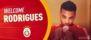 Garry Rodrigues Galatasaray'da