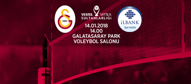 Maça doğru | Galatasaray - İlbank