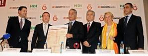 Galatasaray'ın Yeni Markası GSSigorta Tanıtıldı