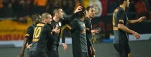 Galatasaray 2 - 1 Ajax