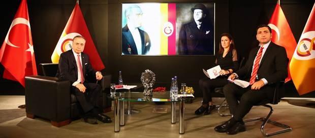 Başkanımız Mustafa Cengiz merak edilenleri GSTV'de yanıtladı