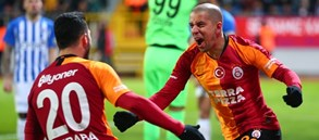 Kasımpaşa 0-3 Galatasaray