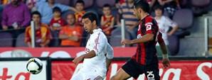 Galatasaray 2 - Gençlerbirliği 1