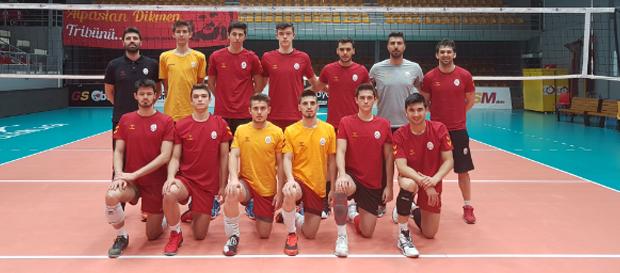 Genç Erkek Takımımız Türkiye ikincisi