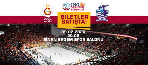 Meksa Yatırım Afyon Belediyespor maçı biletleri satışa çıktı