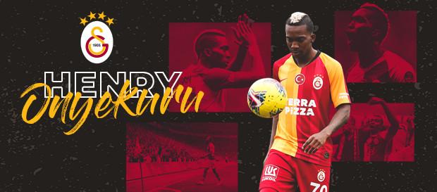 Welcome home Henry Onyekuru!