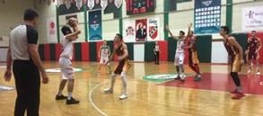 BGL | Pınar Karşıyaka 96-68 Galatasaray