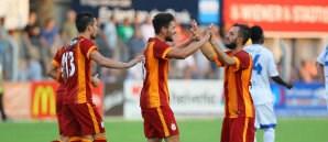 Maça Doğru: SV Ried - Galatasaray