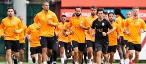 Galatasaray yeni sezonun hazırlıklarına başladı