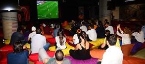 Türk Telekom Stadyumu'nda Dünya Kupası heyecanı
