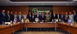 Kulüpler Birliği Vakfı'nın yeni başkanı Dursun Özbek