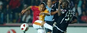 Galatasaray 0 – 2 Manisaspor