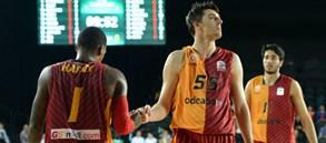 Sakarya Büyükşehir Basketbol 75-73 Galatasaray Odeabank