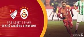 Maça doğru | Elazığspor - Galatasaray