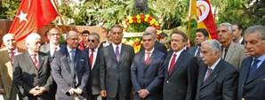 104. Yıl Kutlamaları Galatasaray Lisesi'ndeydi