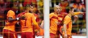 OPTA maç sonu notları | Galatasaray-Bursaspor